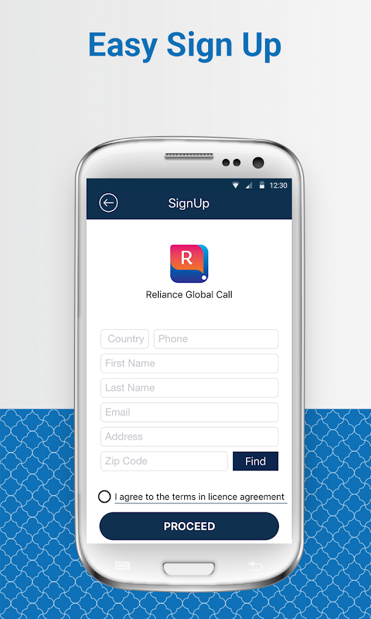 Reliance Global Call is a brand associated with Reliance Communications Limited Make international calls with a single click. You can access your phone book contacts, create favorite contacts, access call logs and reach our customer care etc from the app. Why Reliance Global Call?/5().