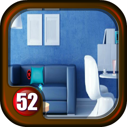 Modern Room Treasure Rescue - Escape Games Mobi 52