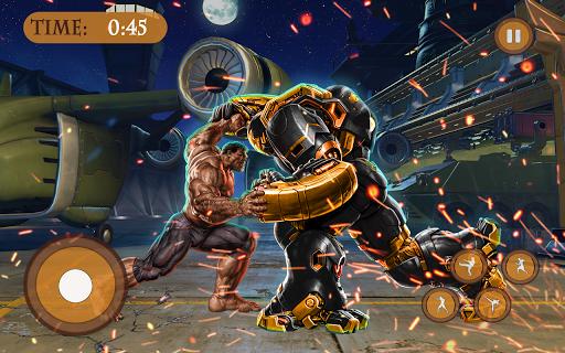 Superhero Fighting Immortal Gods Ring Arena Battle 1.1 screenshots 2