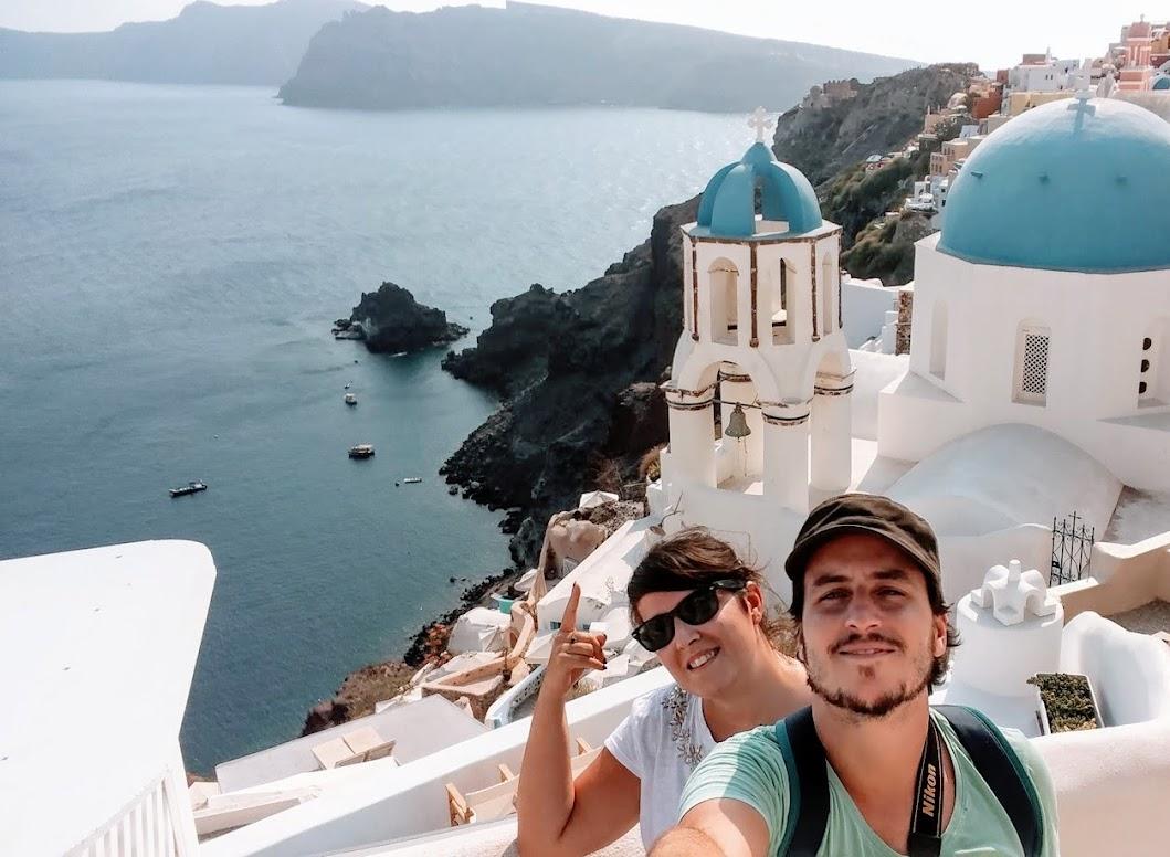 que ver y hacer en Santorini