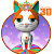 3D Lovely Cute Cat Theme file APK Free for PC, smart TV Download