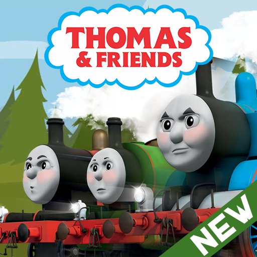 Engine Thomas and his Friends: 3D train driver