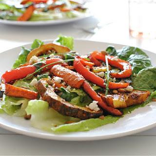 Chili-Roasted Vegetable Salad