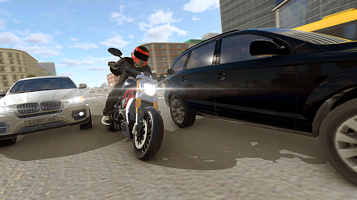 Real Bike 3D Parking Adventure: Bike Driving Games  screenshots 5