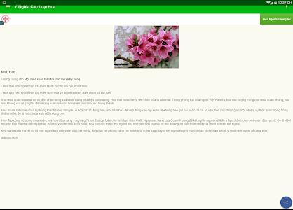 Ý nghĩa các loại hoa screenshot 4