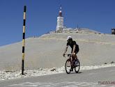 De renners moeten vandaag twee keer over de Ventoux in Frankrijk.