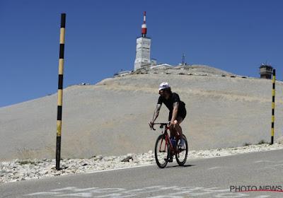 Tweemaal de Ventoux in één koers, dit is de  Mont Ventoux Dénivelé