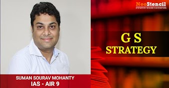 GS Preparation Strategy - Suman Sourav Mohanty (AIR 9)