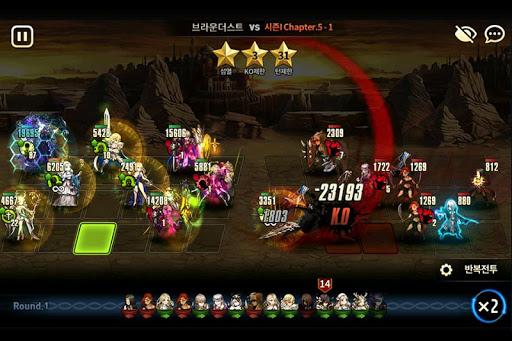 ube0cub77cuc6b4ub354uc2a4ud2b8 - ud134uc81c RPG filehippodl screenshot 7