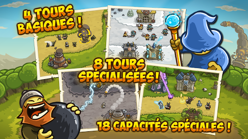 Kingdom Rush fond d'écran 2