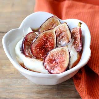 Chez Panisse Roasted Figs.