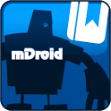 mDroid: Money Manager icon