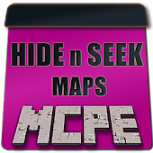 Hide and Seek Maps for MCPE