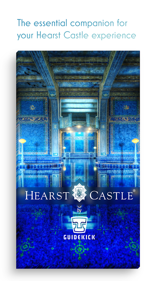 Hearst Castle- screenshot