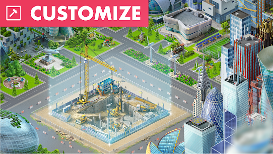 Airport City Mod Apk (Unlimited Coins/Energy/Oil) 8.2.12 8