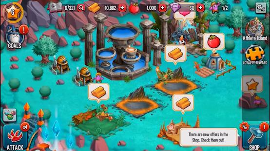 Tips for Monster Legends - náhled
