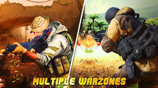Military Commando Shooter 3D  Wallpaper 9