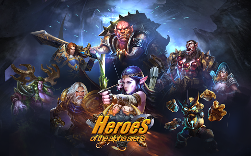 Heroes of the Alpha Arena