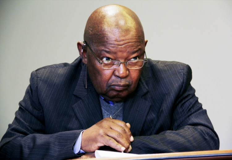 Cope leader Mosiuoa Lekota refused to address the national assembly until President Cyril Ramaphosa returned on Wednesday.