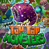 Tap Tap Monsters: Evolution Clicker icon