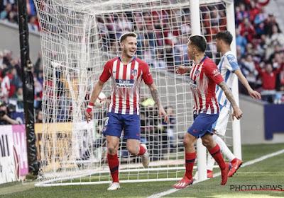 L'Atlético Madrid enchaîne