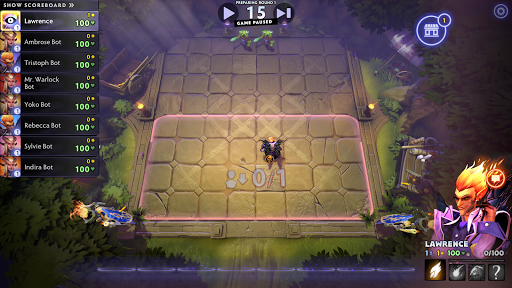 Dota Underlords screenshots 3