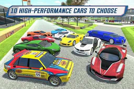 Parking Masters: Supercar Driver  screenshots 5