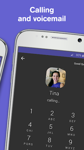 Text Free: WiFi Calling App Screenshot
