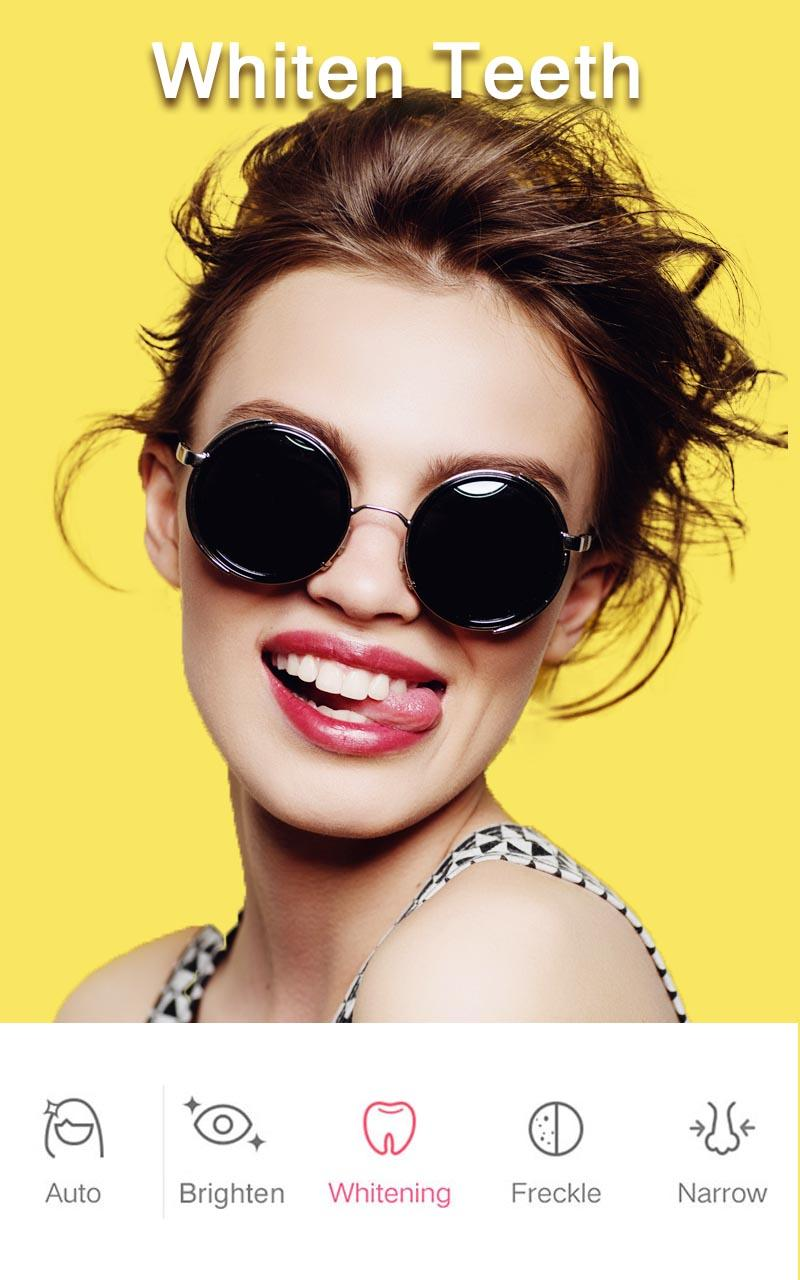 Sweet Selfie Pro - No Ads, Unique Filter & Sticker Screenshot 2