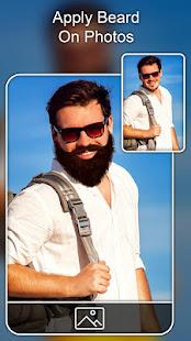 App Beard Photo Editor - Beard Cam Live APK for Windows Phone