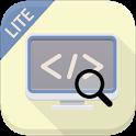 Code Peeker Lite Source Reader icon