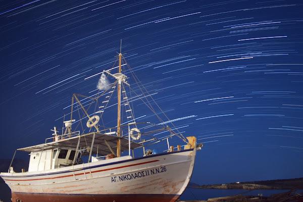 Navigando tra le stelle di Cate80