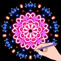 Magic Doodle Joy - Kaleidoo icon