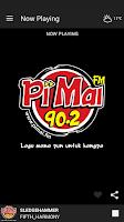 Screenshot of Pi Mai FM