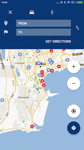 Baku Map offline Apps on Google Play