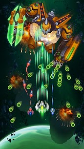 WindWings: Space Shooter- Galaxy Attack Mod Apk (Unlimited Money) 2