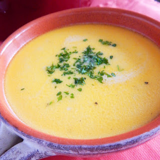 Double Cheddar Beer Cheese Soup