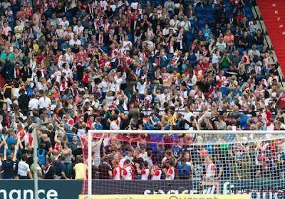 🎥 Feyenoord fans leggen wedstrijd stil
