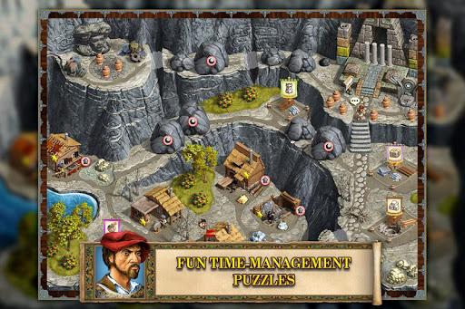 Adelantado. 4 Aztec Skulls screenshot 3
