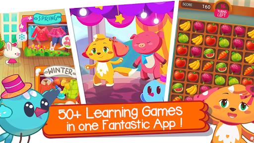 Super School: Educational Kids Games & Rhymes ss1
