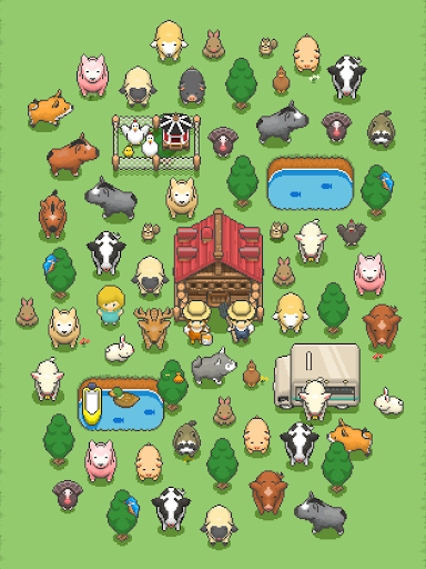 Tiny Pixel Farm - Ranch Farm Management Spiel screenshot 10