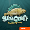 SeaCraft: Sea Fishing Game icon