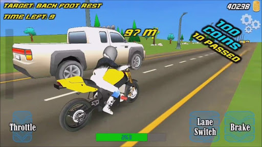Freestyle King - Motorbike freestyle  bike stunts apktreat screenshots 2
