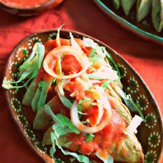 Vegetarian Tacos Dorados Recipe