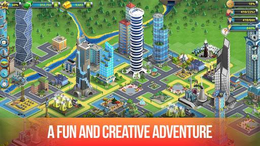 City Island 2 - Building Story: Train Citybuilder 2.7.6 screenshots 4