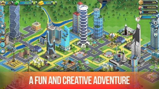 City Island 2 – Building Story 2.7.10 MOD (Unlimited Money) 4