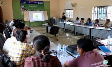 Photo: Presentation session
