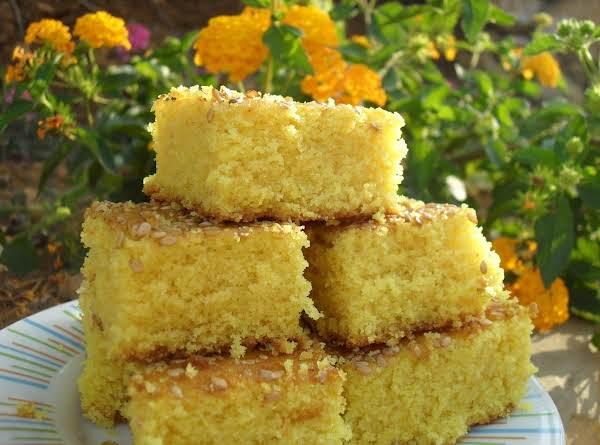 Turmeric Cake - Sfoof Recipe