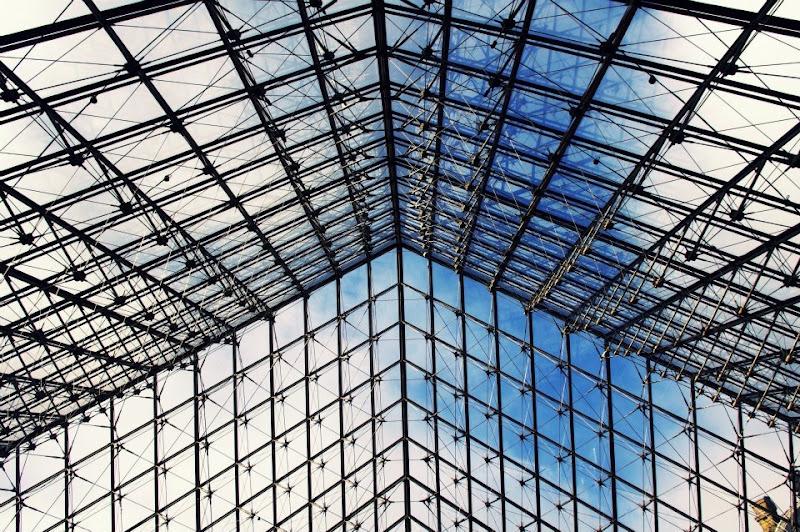 Le Louvre. di micphotography