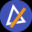 Triangle Math - Trigonométrie icon